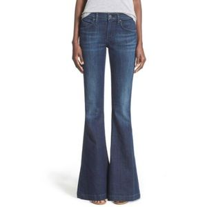 Agolde Madison 70s Flare Jeans